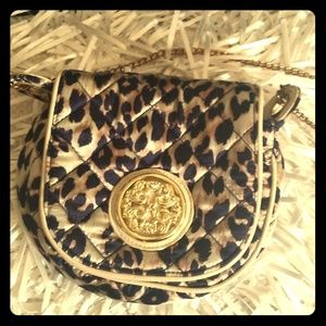 Topshop cheetah crossbody bag